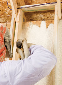 Philadelphia Spray Foam Insulation Services and Benefits