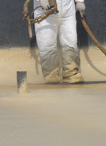 Philadelphia Spray Foam Roofing Systems